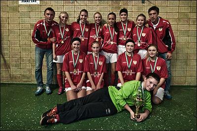 Vinnare F16 2011 - Trollhättans BoIS