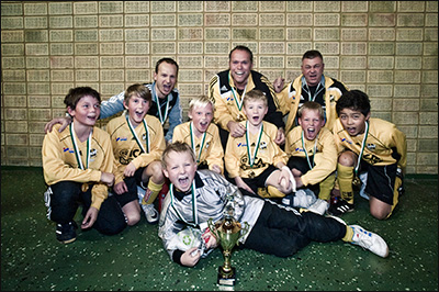 Vinnare P10 2011 - Gerdsken Gul