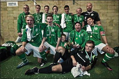 Vinnare P16 2011 - Alingsås IF Vit
