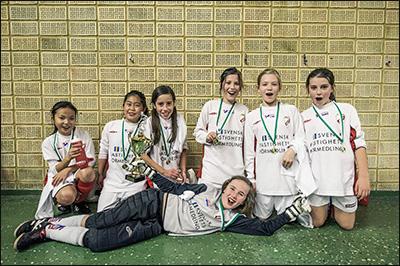 Vinnare F10 2012 - Holmalunds IF Vit