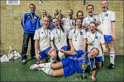 Vinnare F16 2012 - Sollebrunns AIK