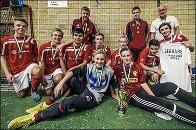 Vinnare P16 2012 - Vårgårda IK