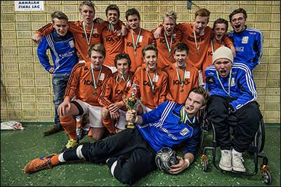 Vinnare P19 2012 - SAIK/SMSK