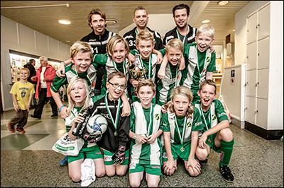 Vinnare P10 2014 - SK Mjörn