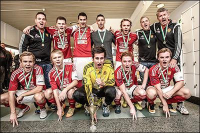 Vinnare P19 2014 - Vårgårda IK