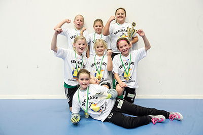 Vinnare F10 2015 - Södra Härene