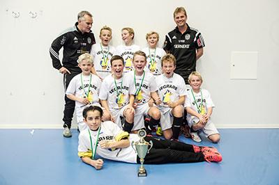 Vinnare P12 2015 - Alingsås IF Vit