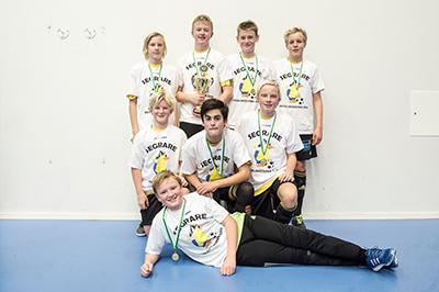 Vinnare P14 2015 - Gerdsken Svart